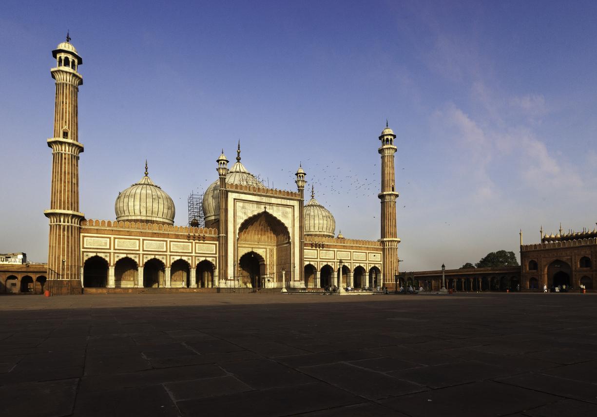 Jama Masjid (Jama Camii)