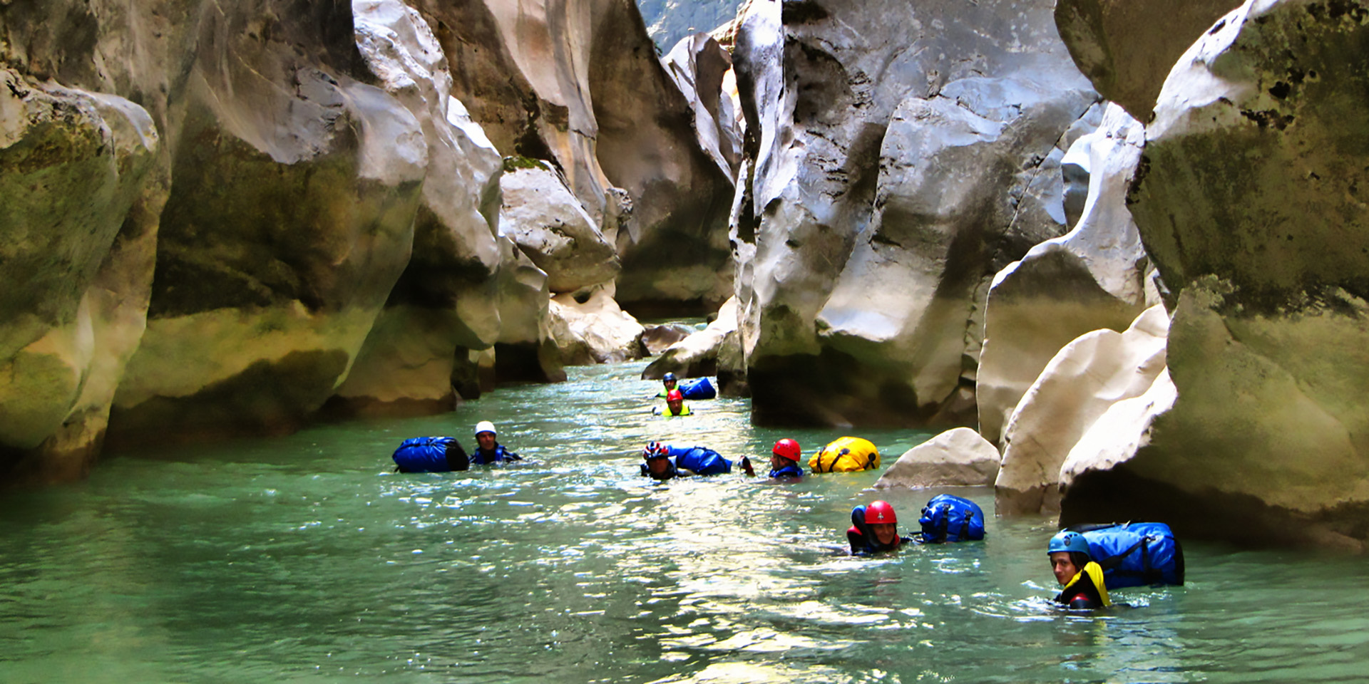 comment faire du canyoning