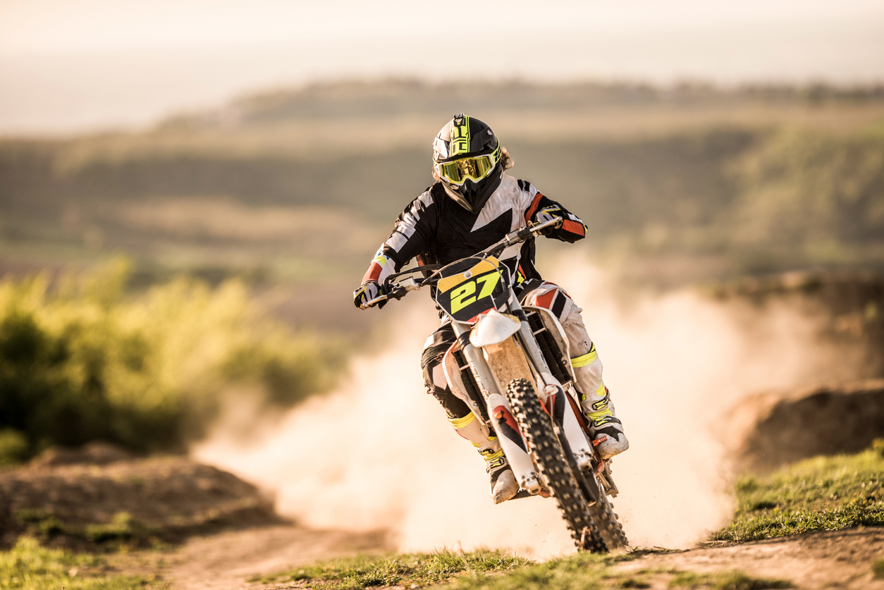 to the Extreme Motocross Racing