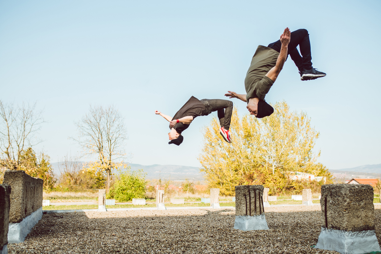 Everything You Need to Know About Parkour | Pegasus Airlines