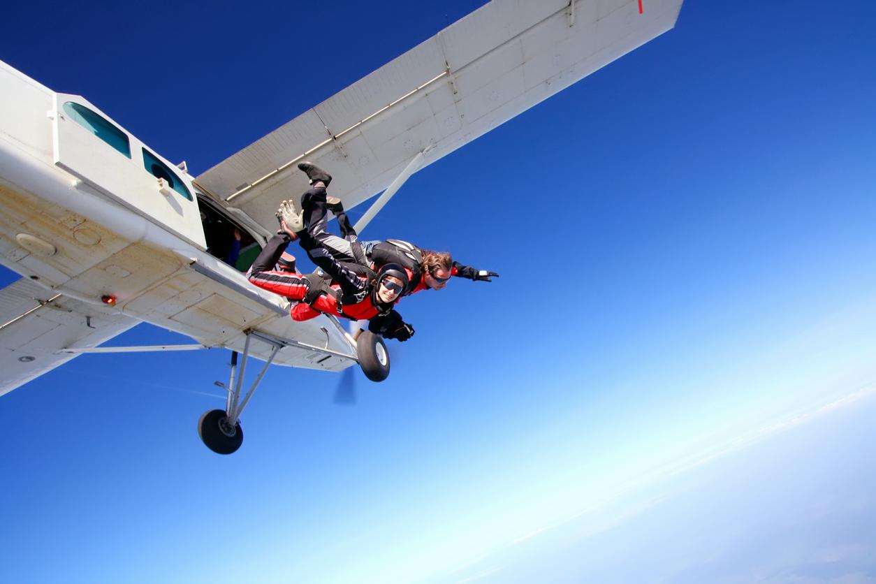 Comment faire du parachutisme