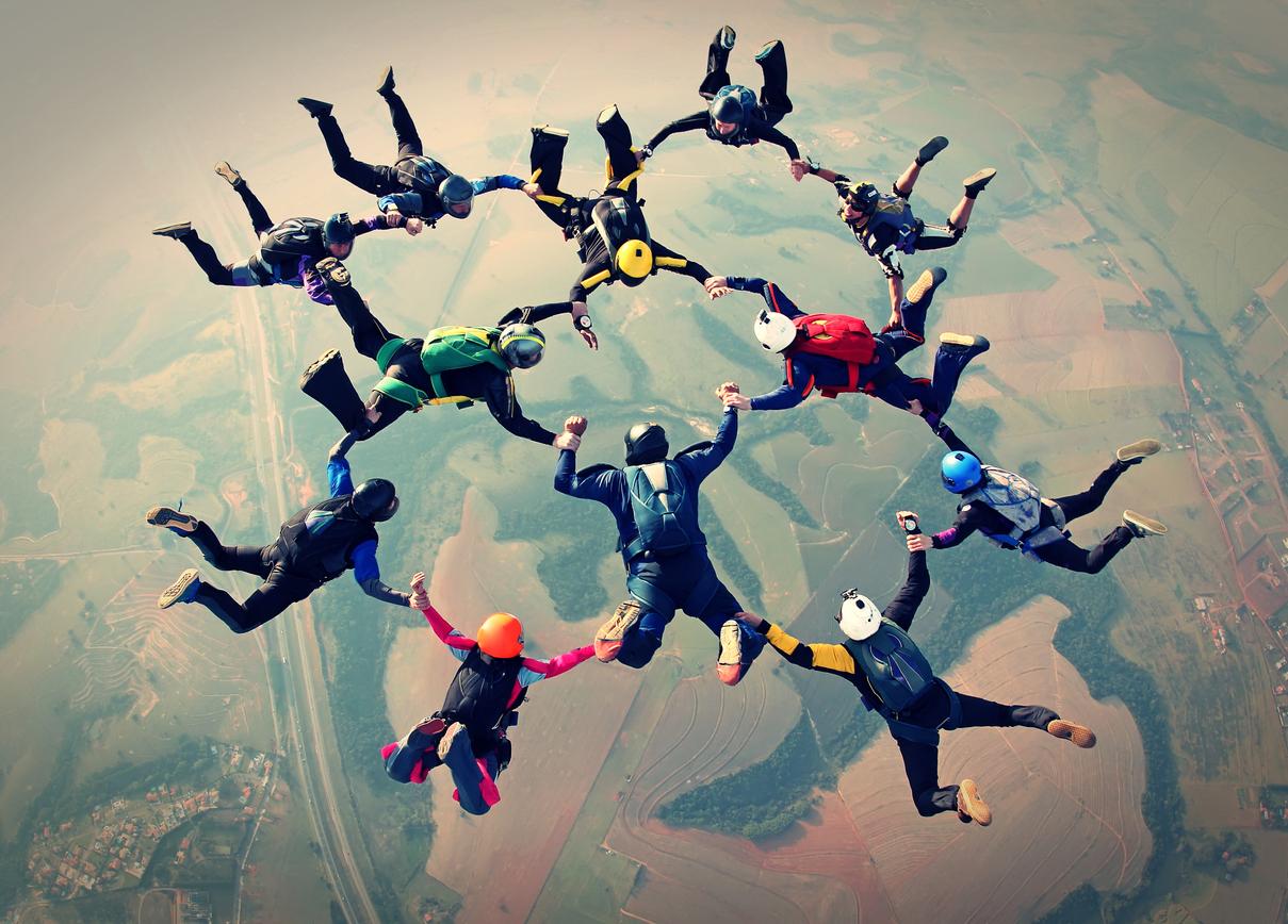 qu'est-ce que le parachutisme