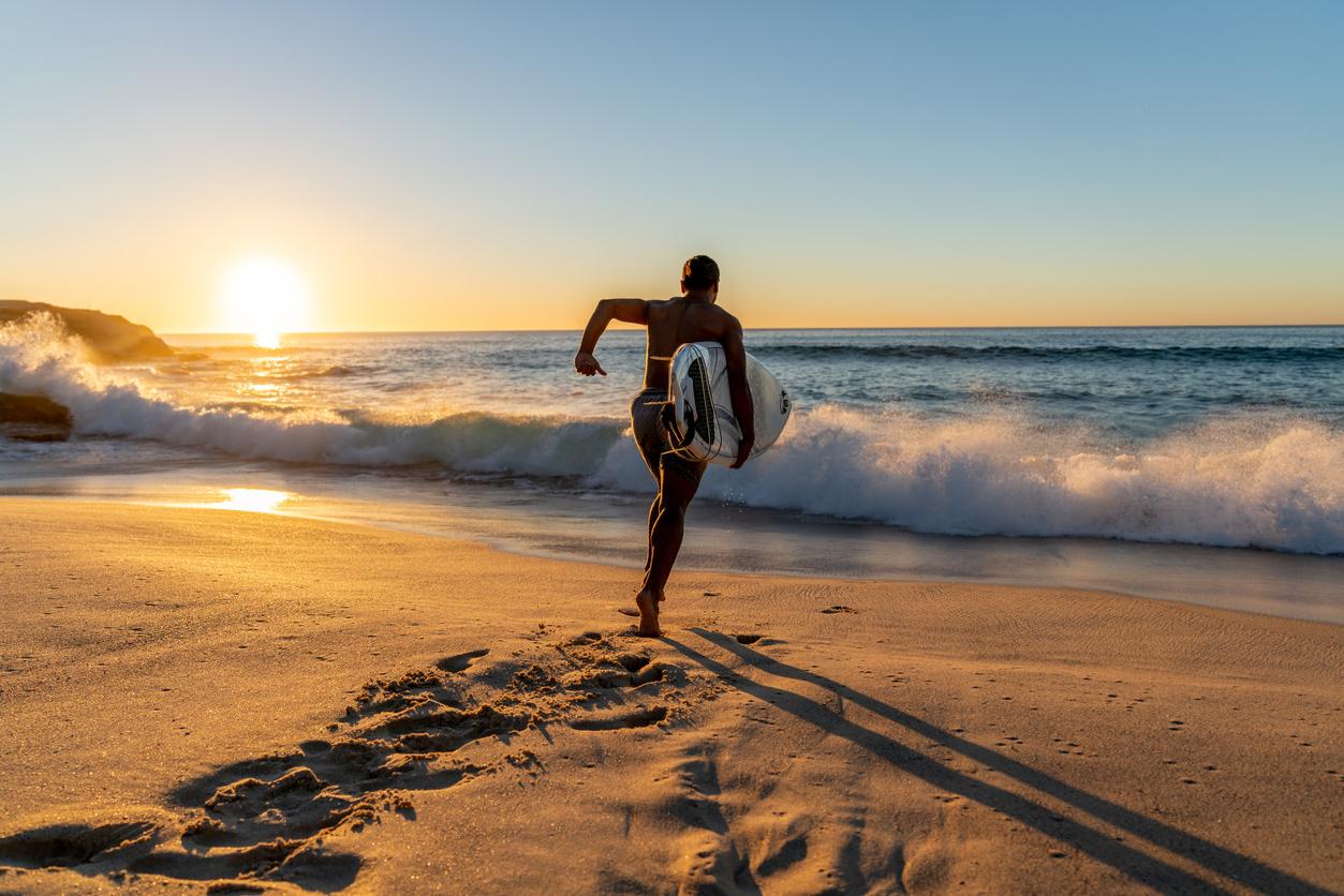 liste de matériel de surf