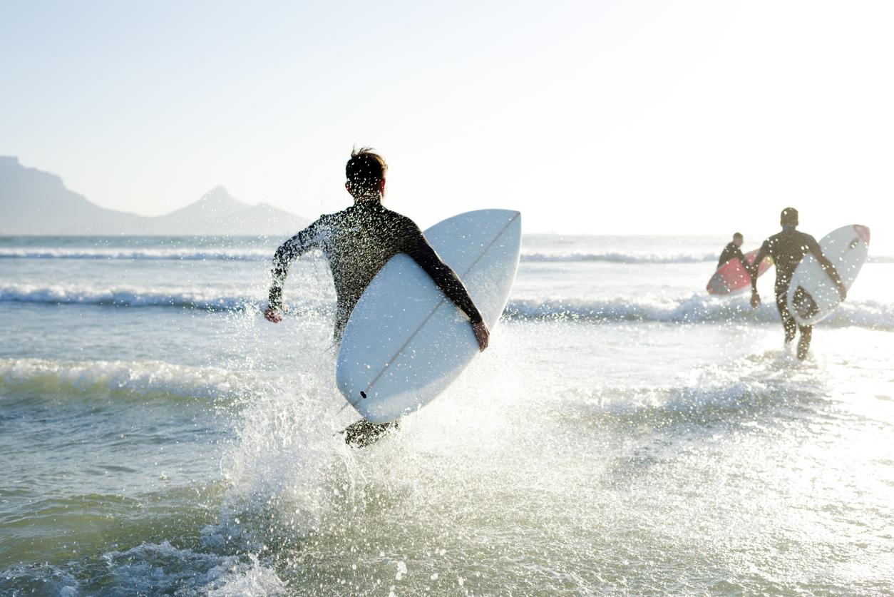 comment faire du surf