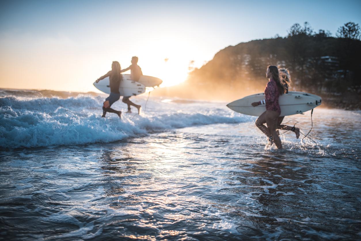 quel est le meilleur moment pour surfer