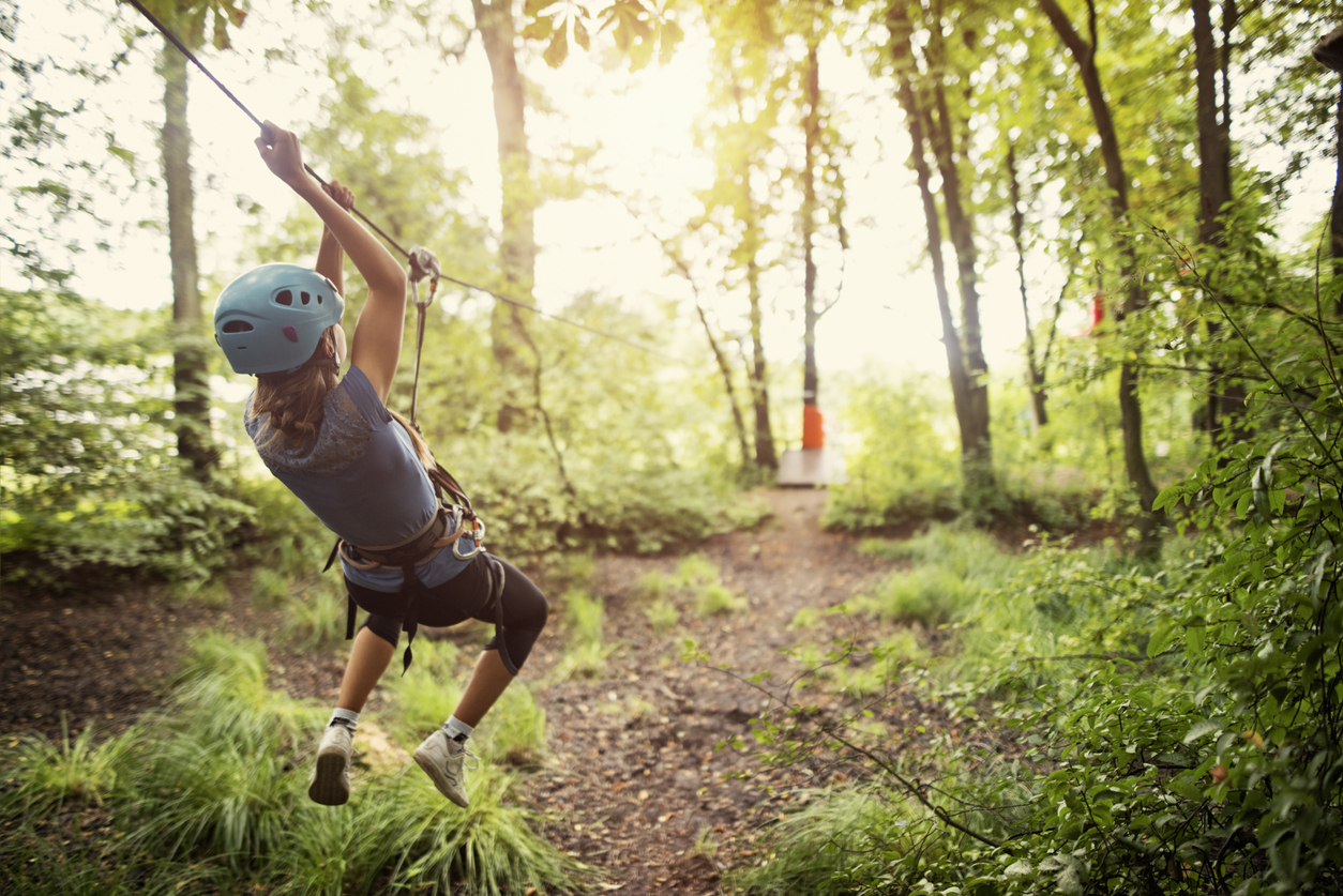 Everything You Need To Know About Zip Lining Pegasus Airlines