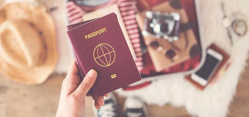 Geçici Pasaport