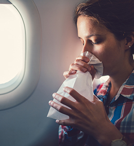 What Is Airsickness? How Does It Occur? Things To Do To Prevent Airsickness