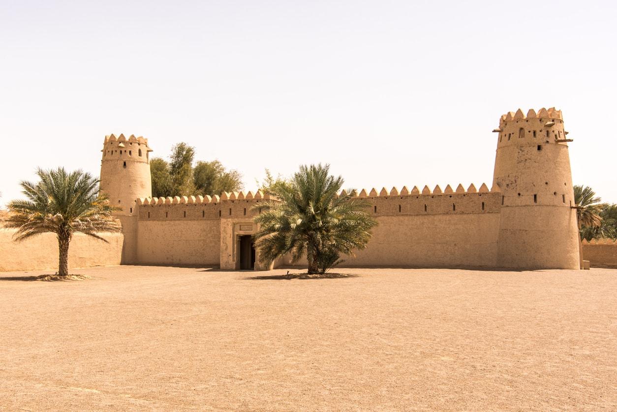 Al Jahili Kalesi Abu Dabi