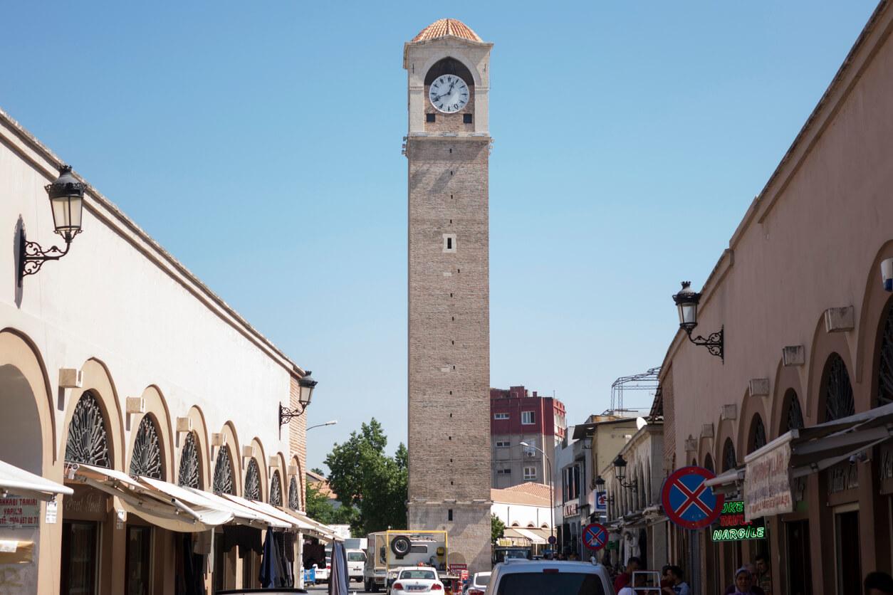 Adana şehir içi ulaşım