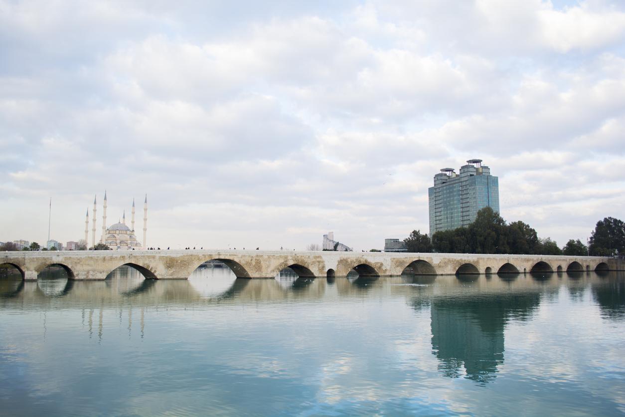 Stone Bridge Adana
