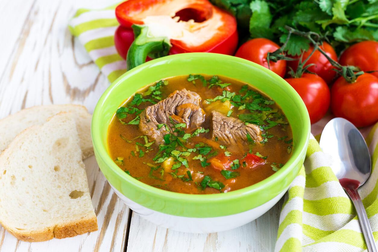 Almatı yemekleri