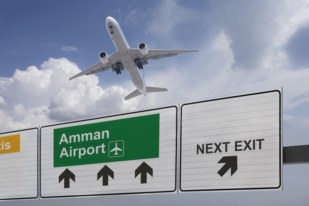 Amman havalimanı