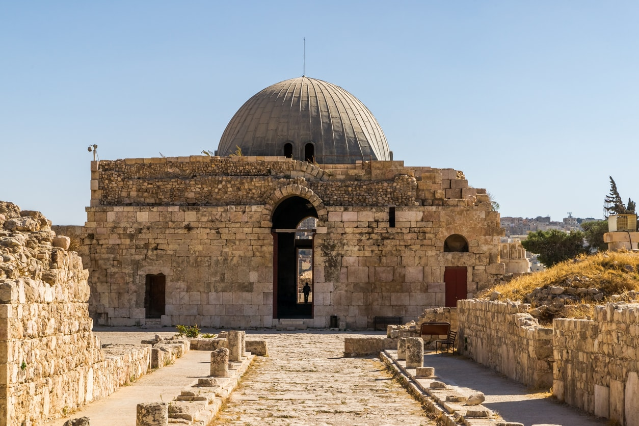 Amman mşatta sarayı