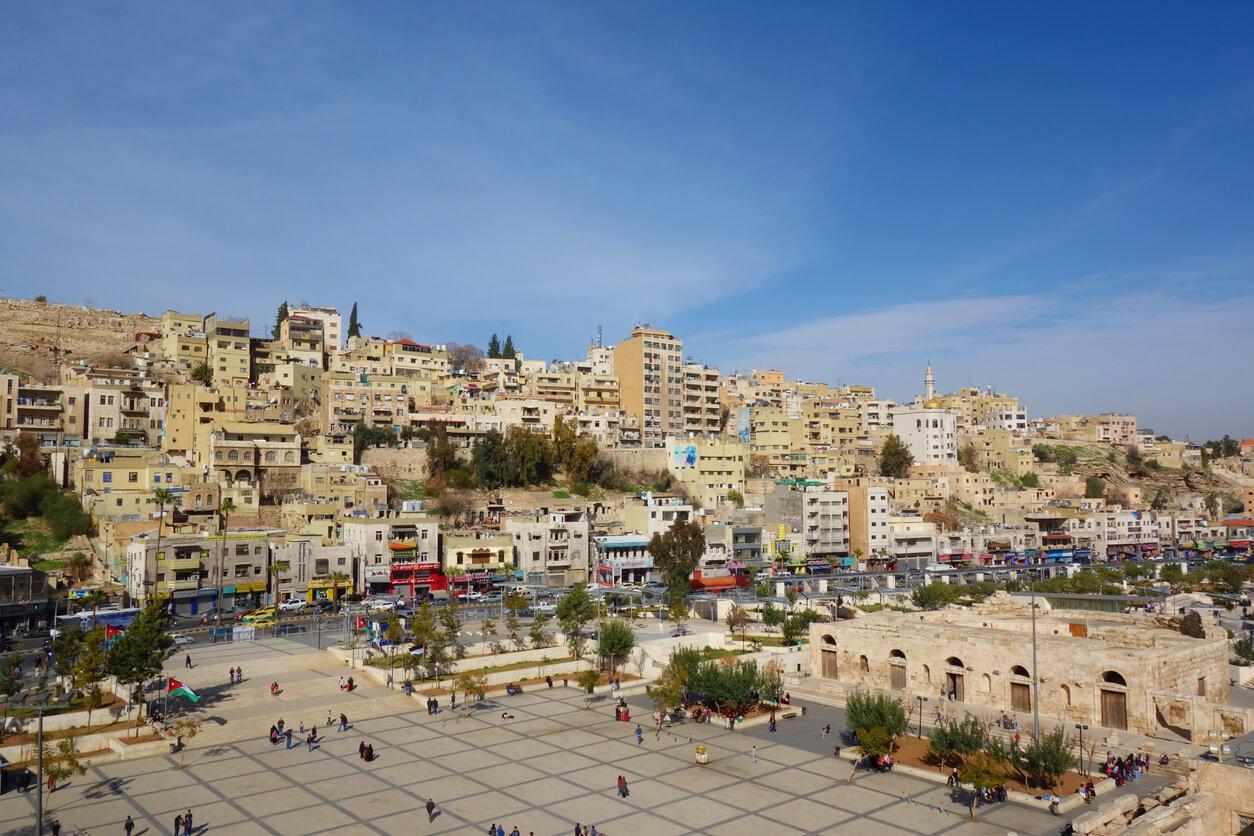 Amman Şehir İçi Ulaşım