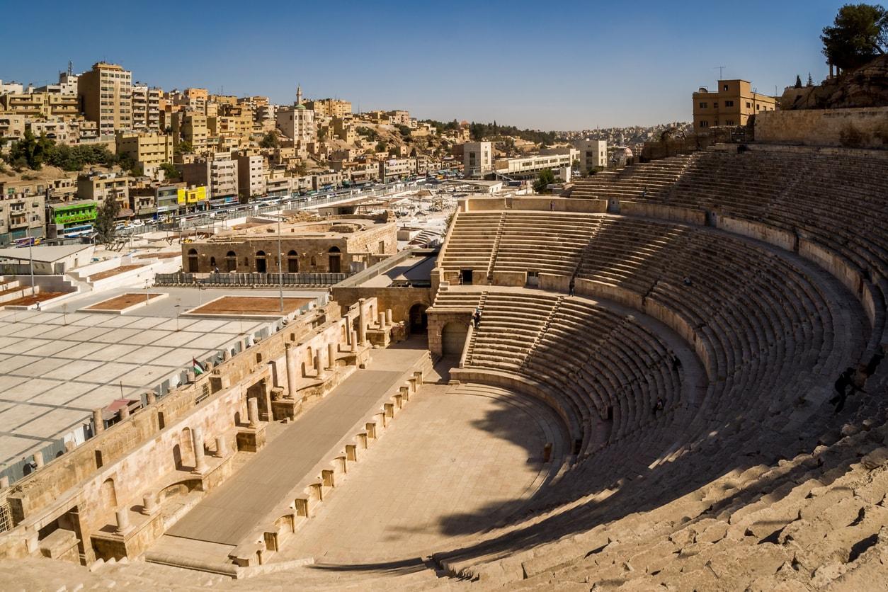 Amman roma tiyatrosu