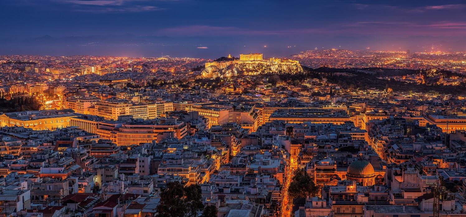 Atina gece hayatı