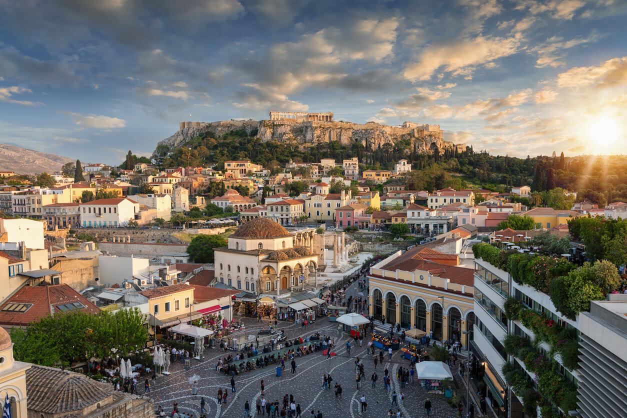 Atina şehir içi ulaşım