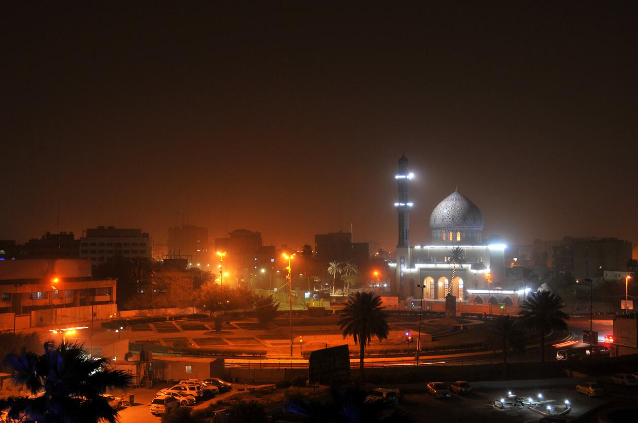 Bağdat gece hayatı