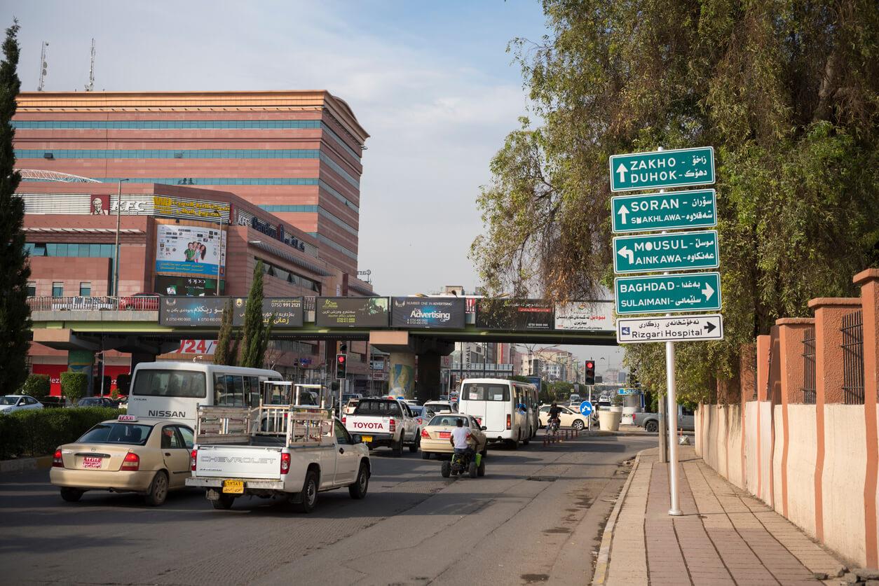 Bağdat şehir içi ulaşım