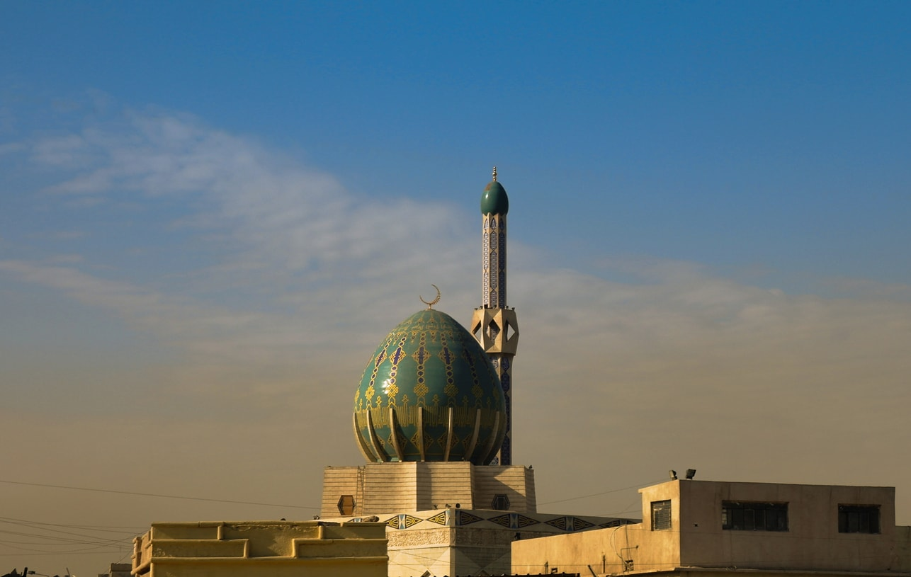 Bağdat camii