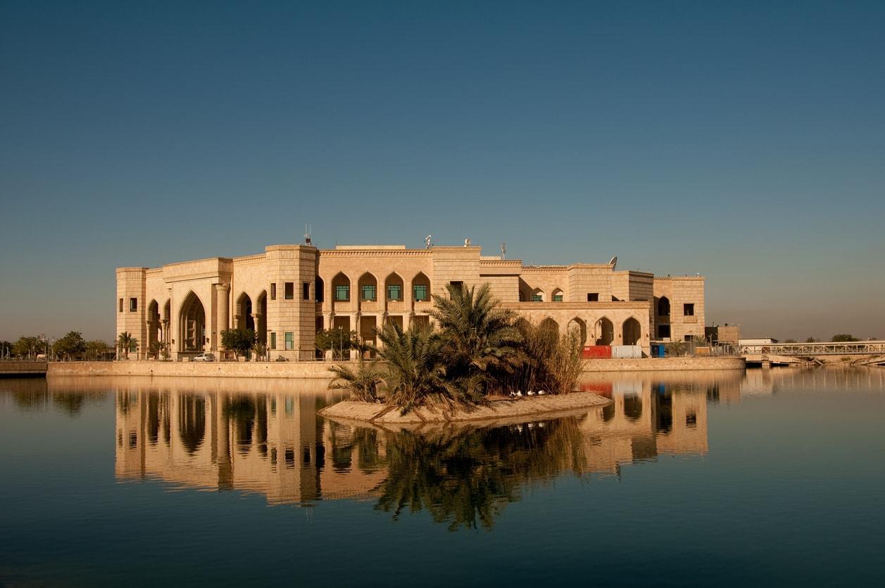 Bağdat al-faw sarayı