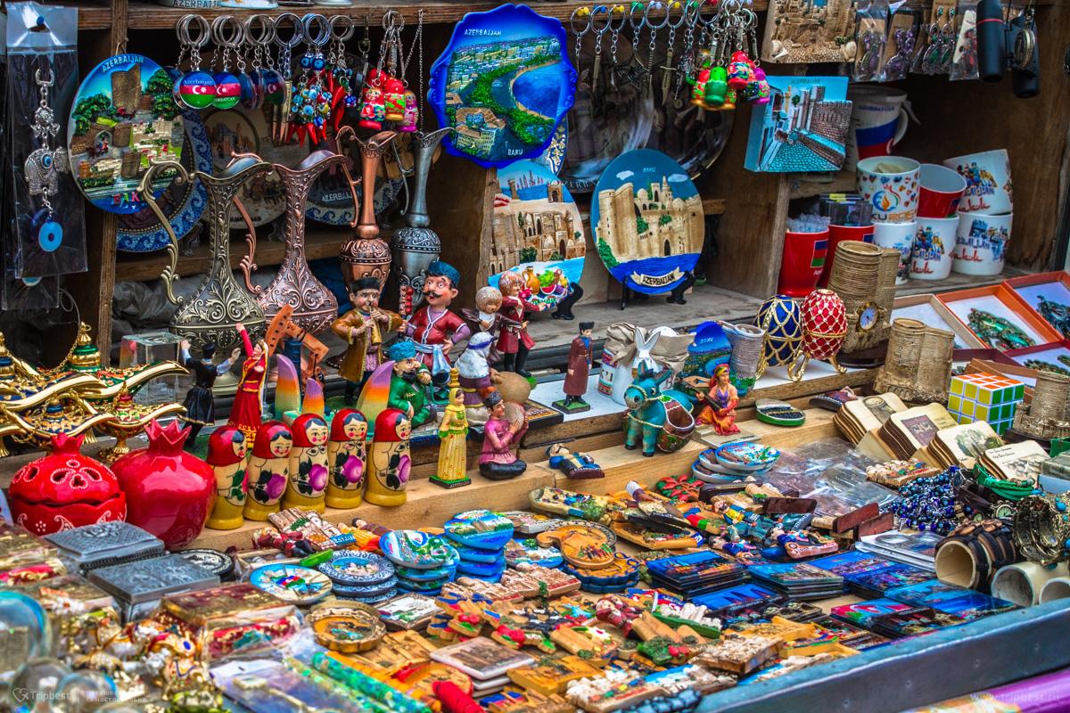 Baku souvenirs
