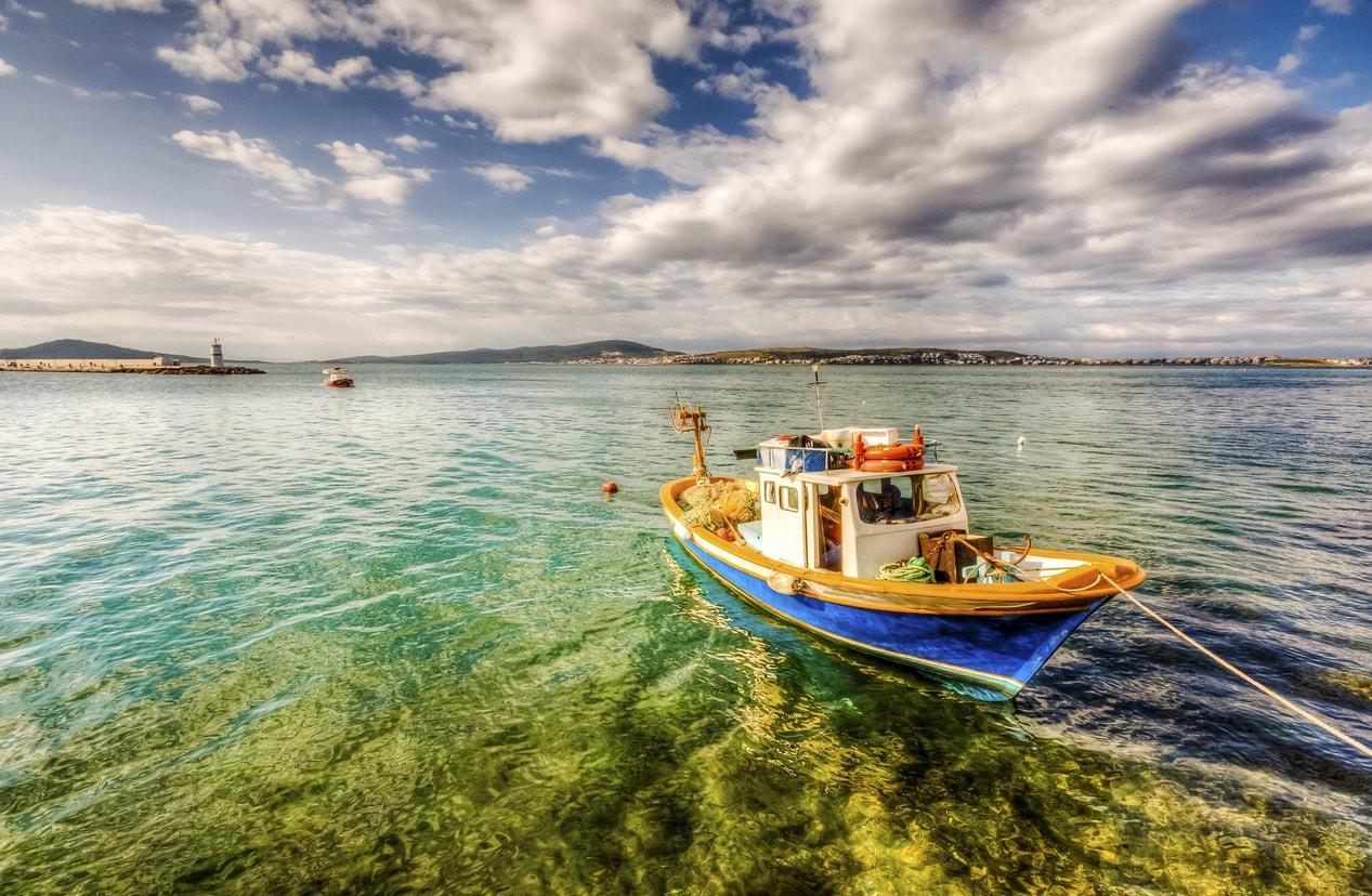 Balıkesir ayvalık sahil