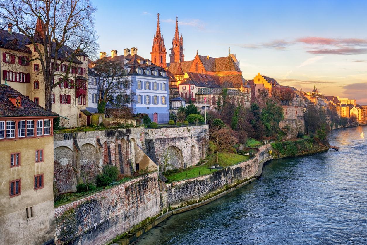 Basel Manastırı