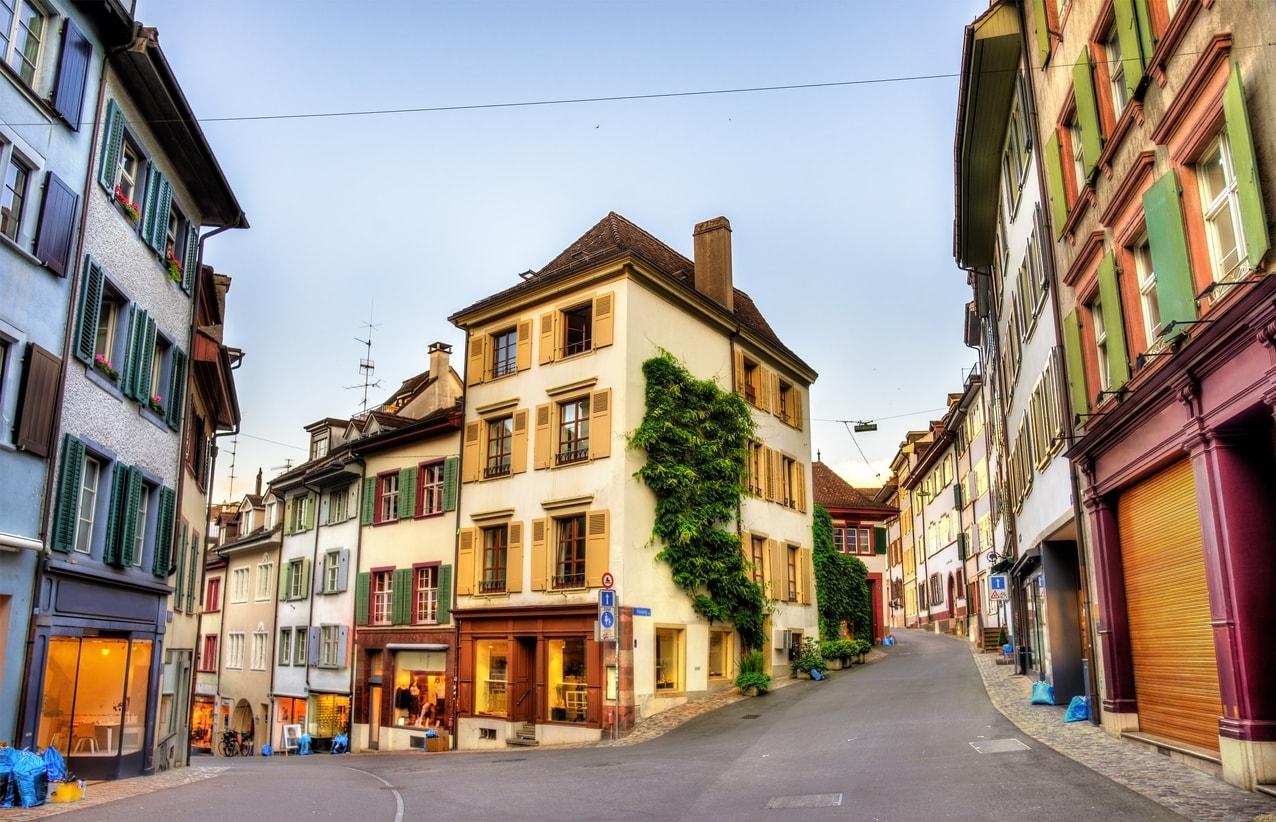 Basel Sokakları