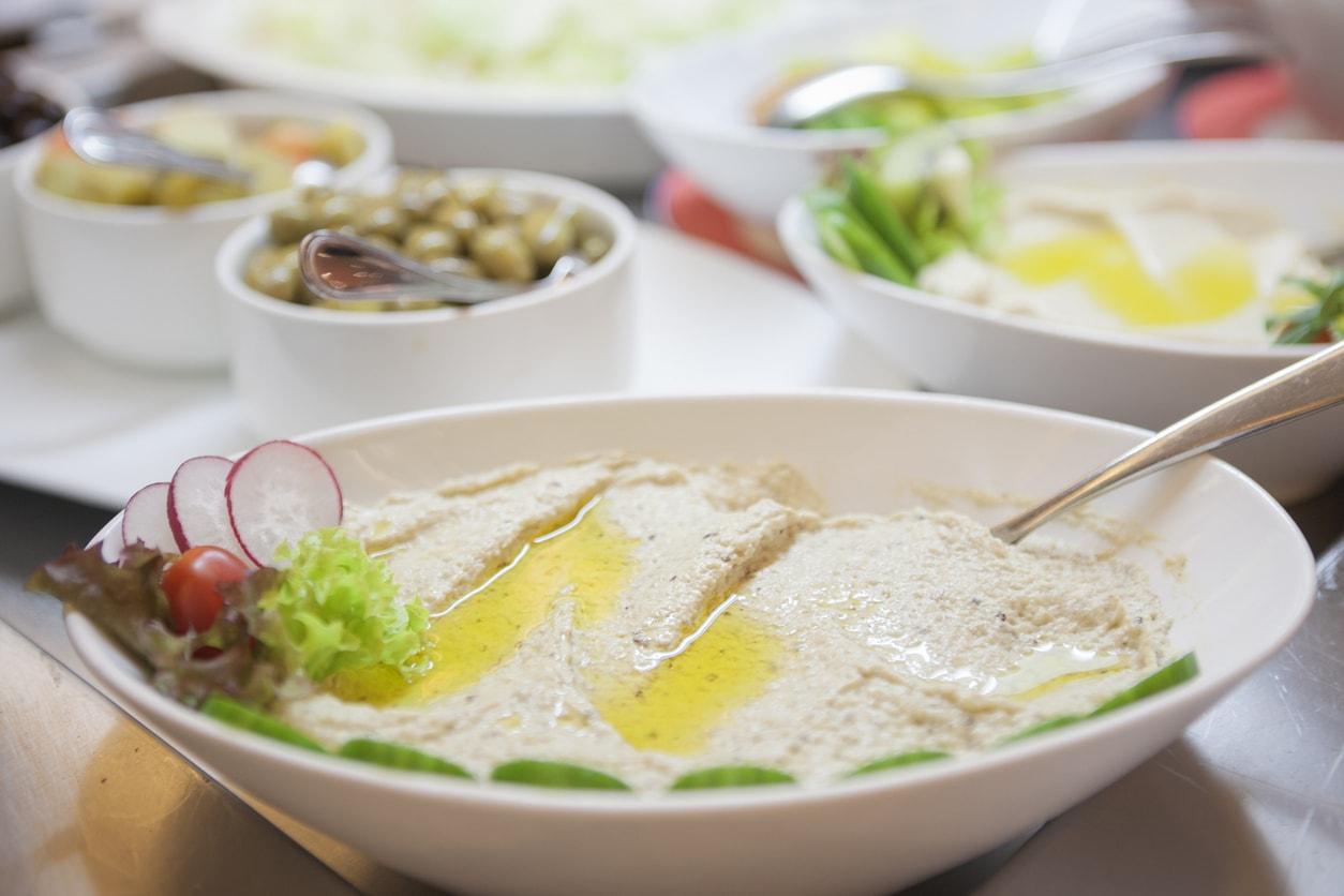 Beyrut humus