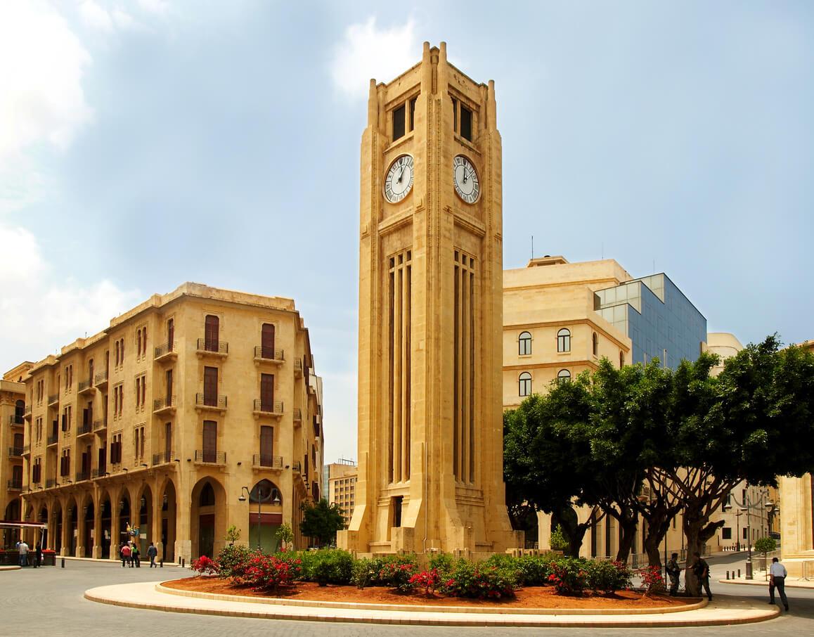 Beyrut şehir içi ulaşım