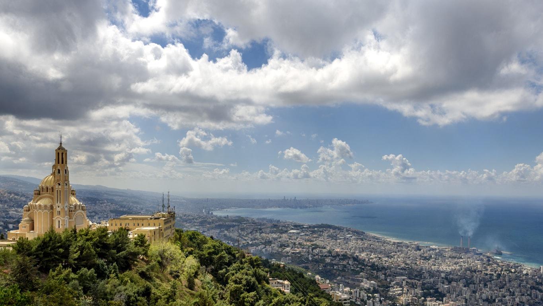 Beyrut Harissa tepesi