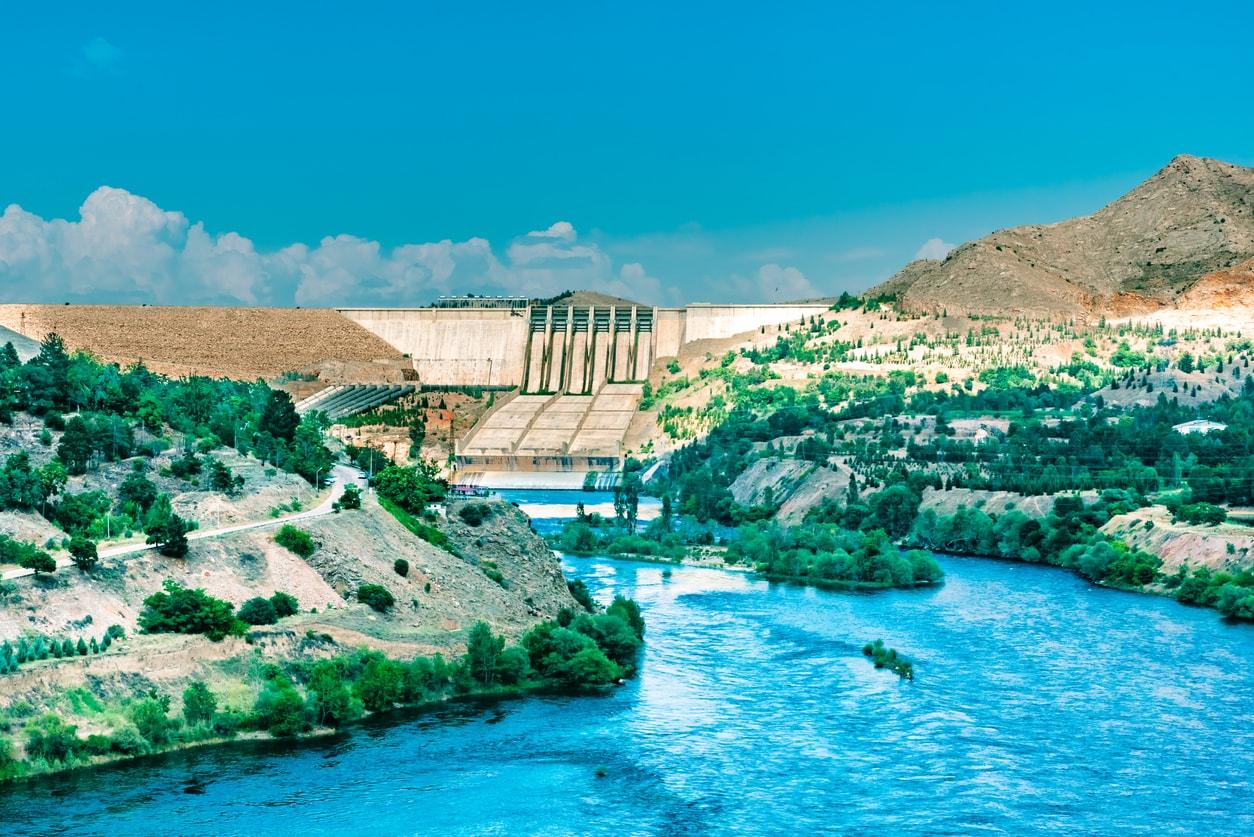 Bingöl Özlüce Barajı