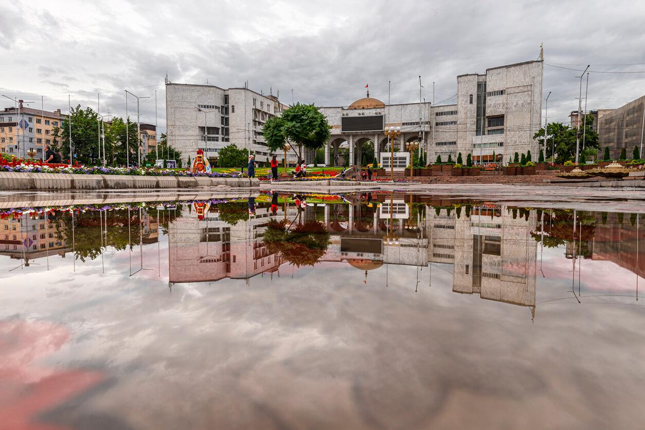 Bişkek şehir gezi rehberi