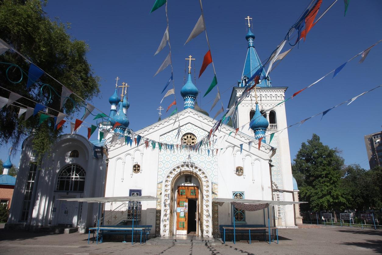 Bişkek Rus Ortodoks Kilisesi
