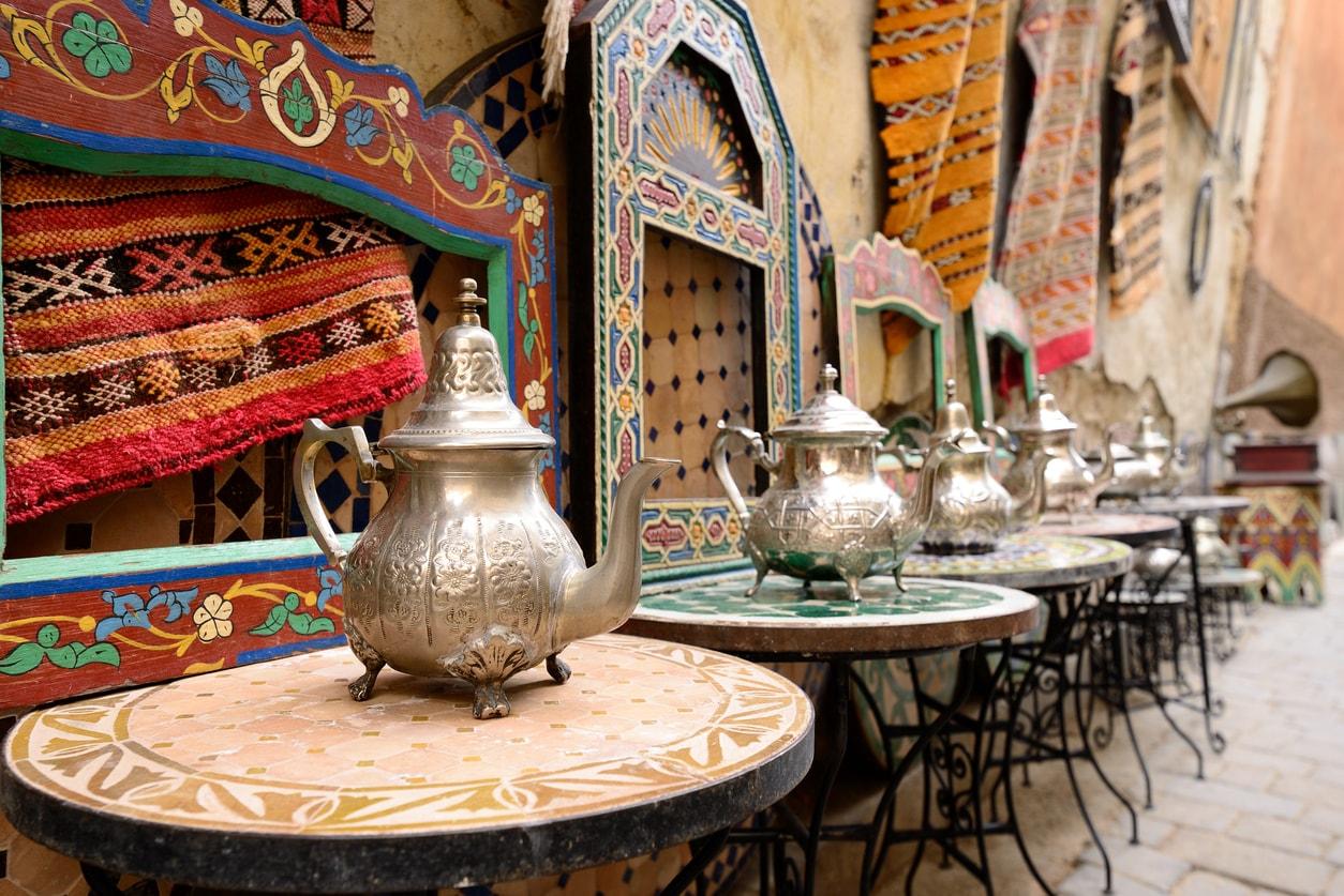 kazablanka eski medine