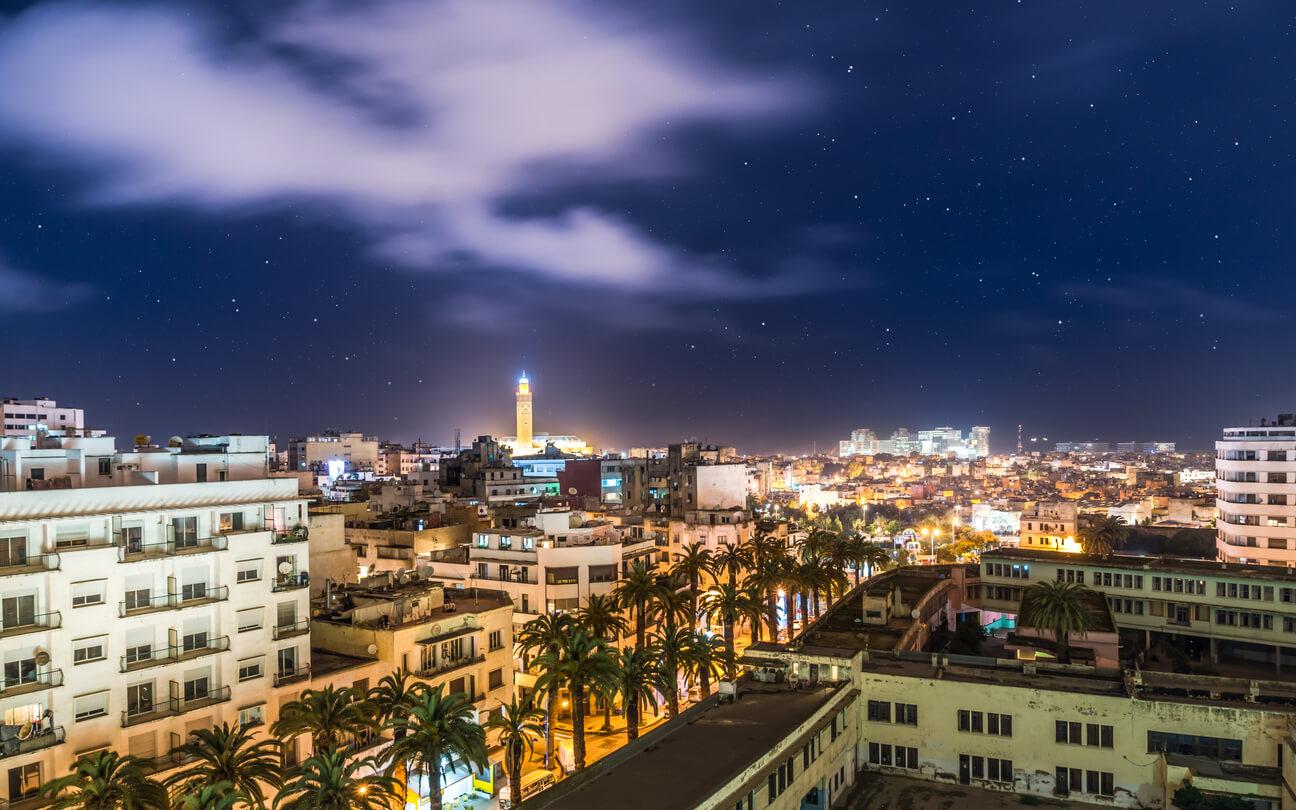kazablanka gece hayatı