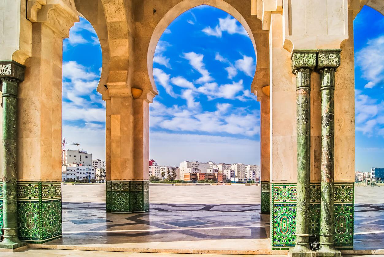 Kazablanka otelleri