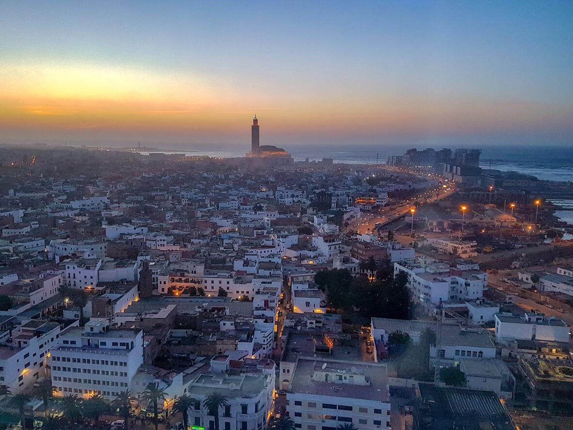 kazablanka şehri