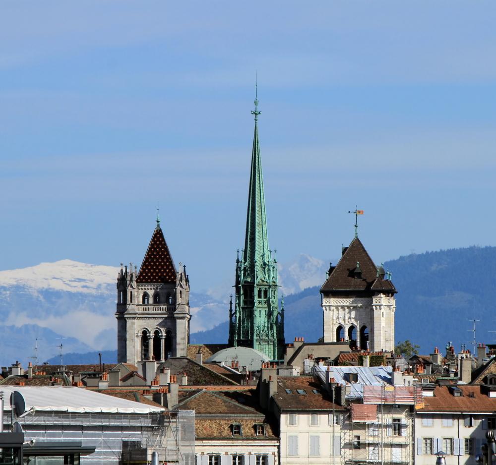 St. Pierre Katedrali Cenevre
