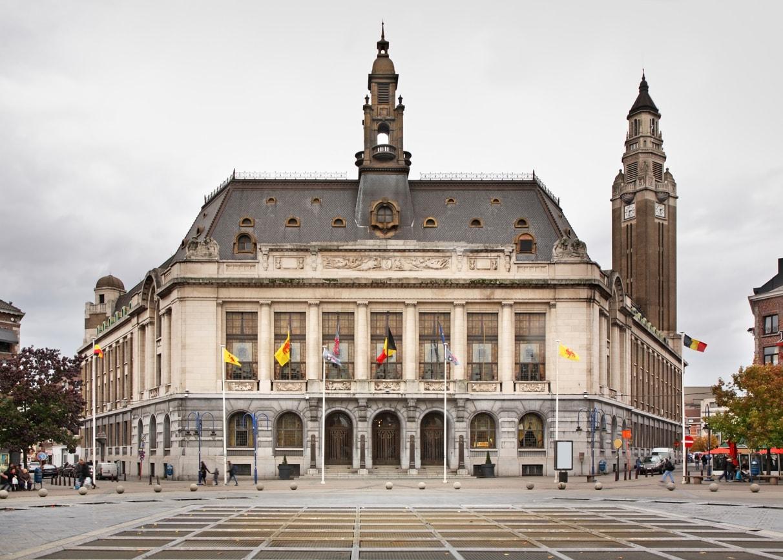 Charleroi belediye binası