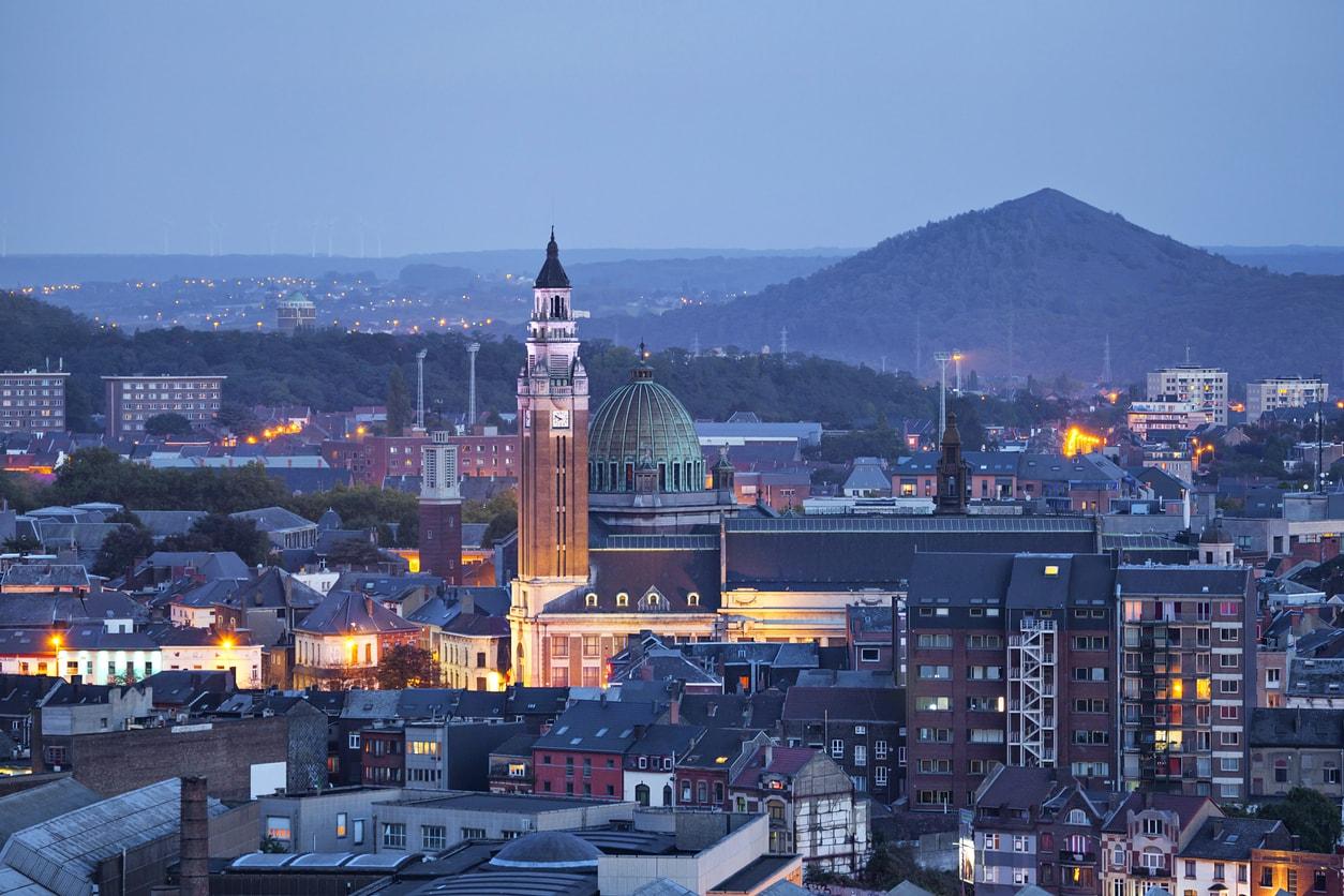 Charleroi Şehir