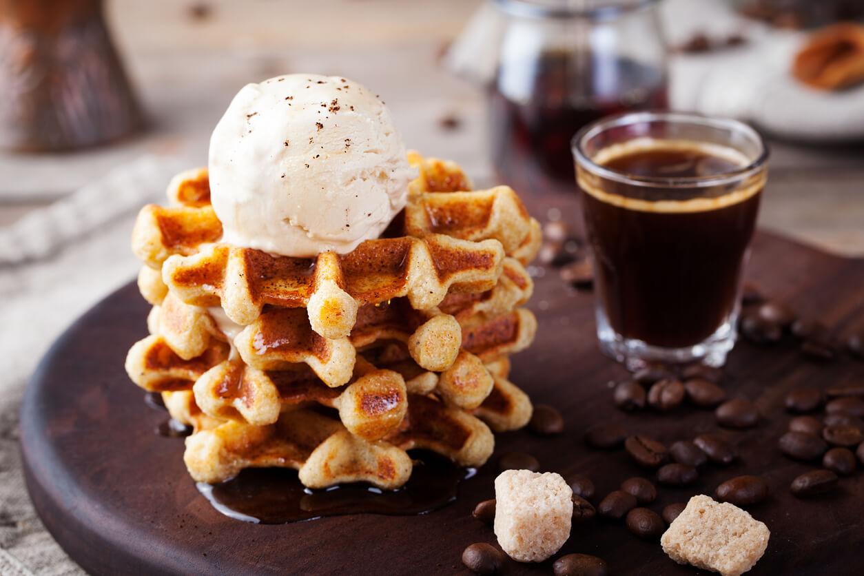 Charleroi waffle