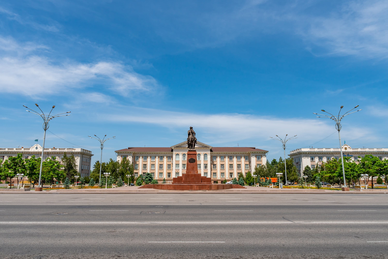Çİmkent Baydibek Anıtı