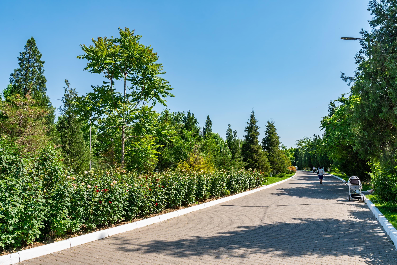 Çimkent abay parkı