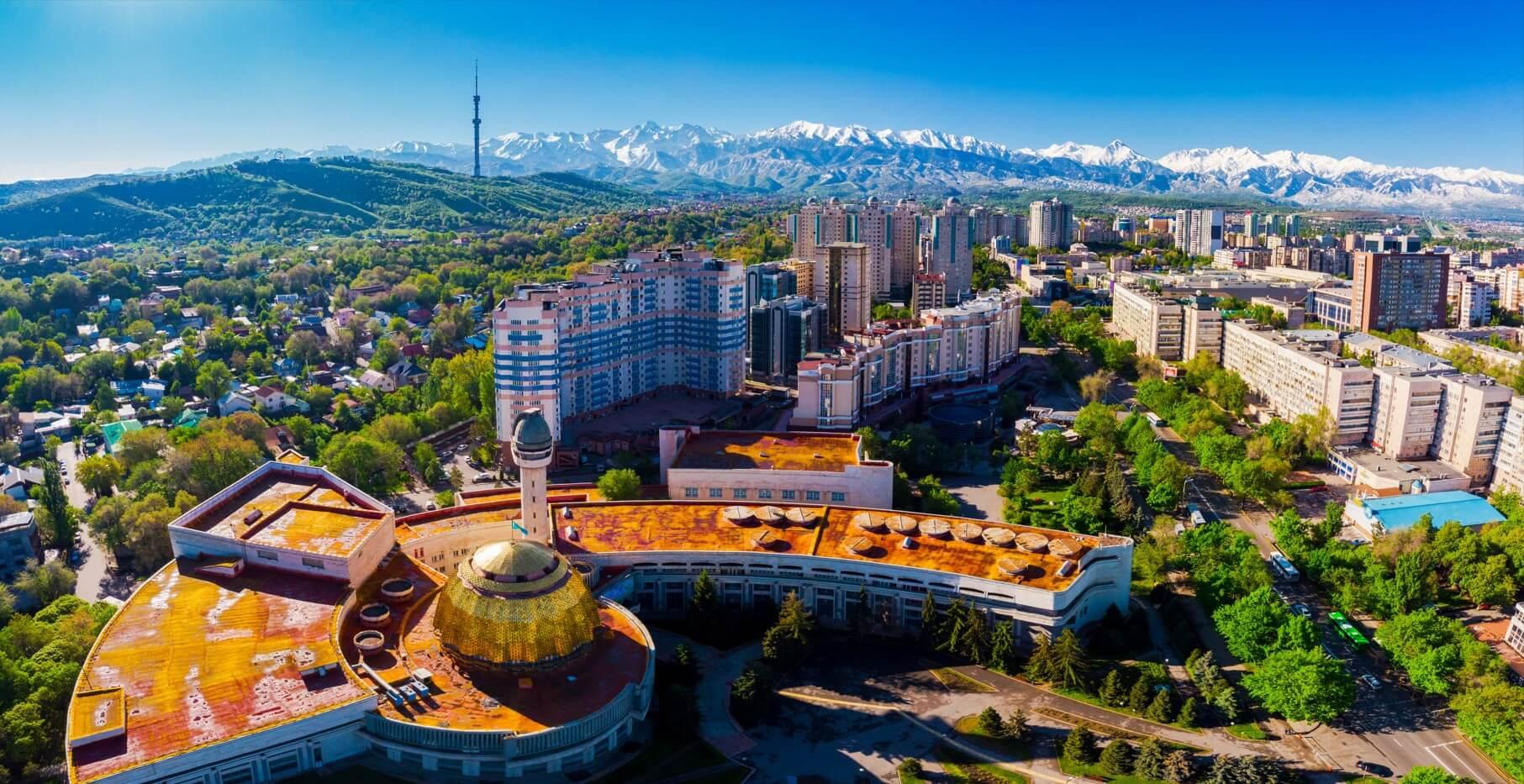 Çimkent'te nerede kalınır