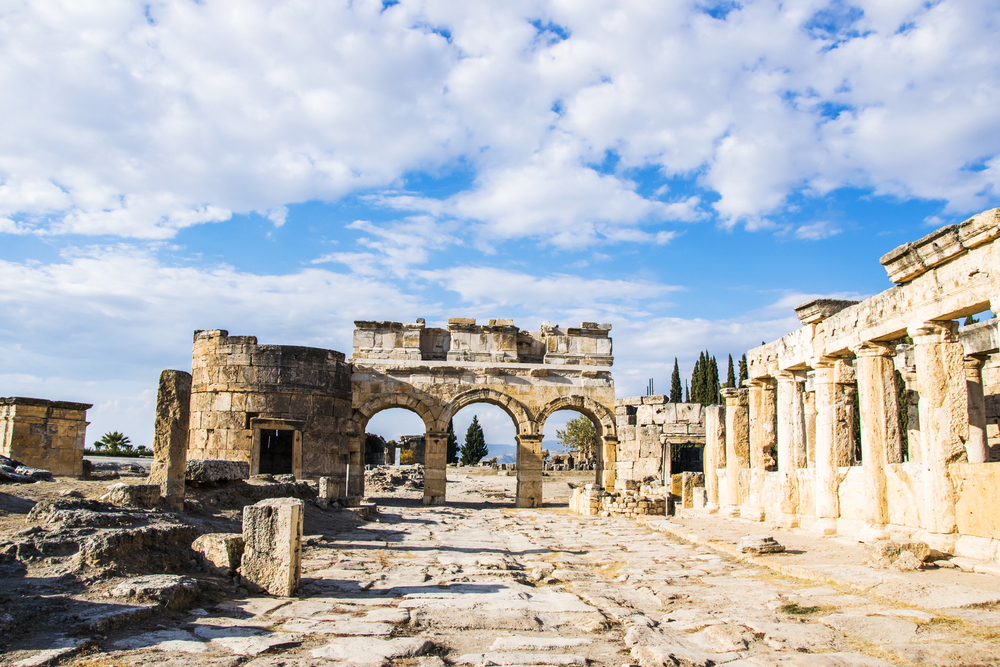Denizli Hierapolis Müzesi