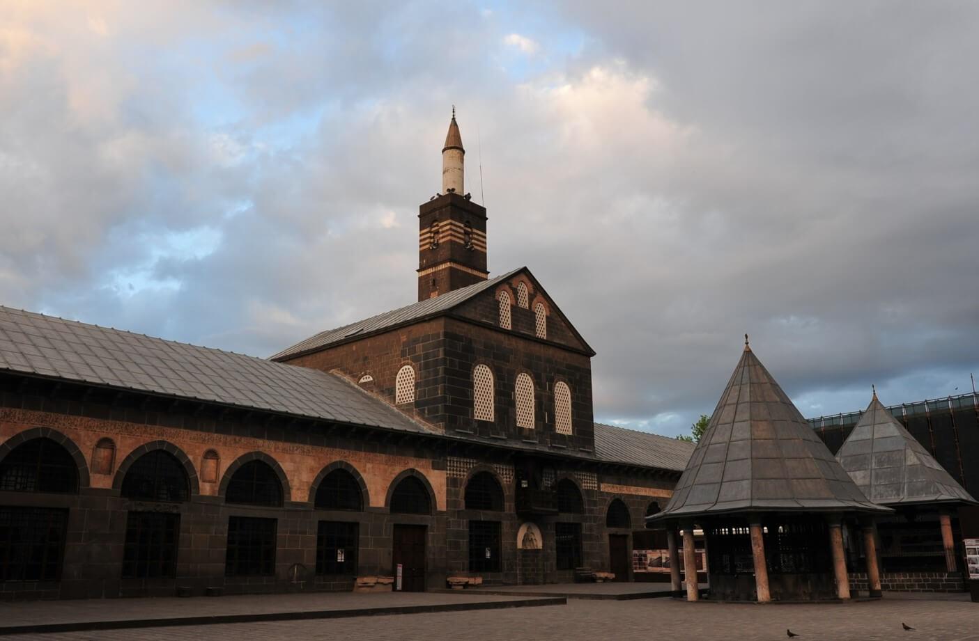 Diyarbakır The Great Mosque