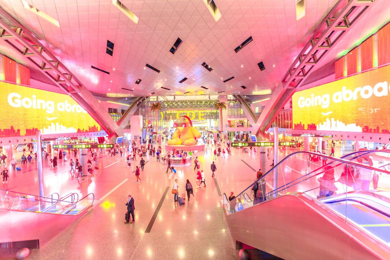 Doha alışveriş